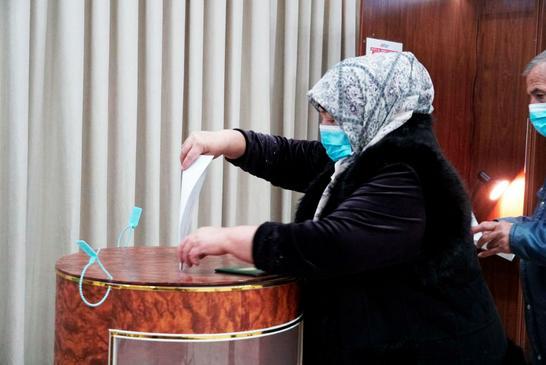 Узбекистан выбирает президента