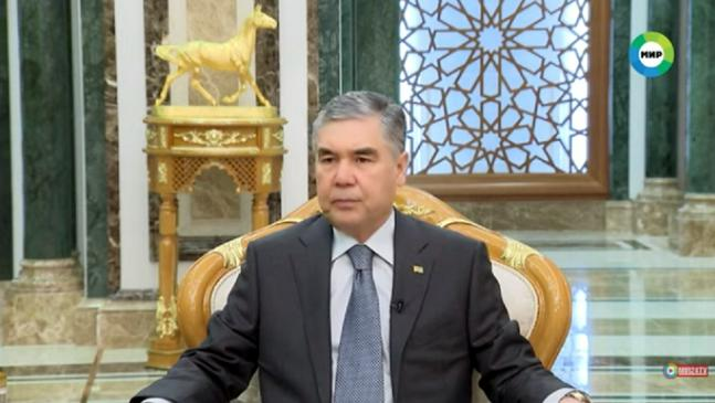 «Туркменское государство — это живой, творческий процесс»