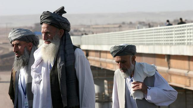 За чертой афганской оседлости