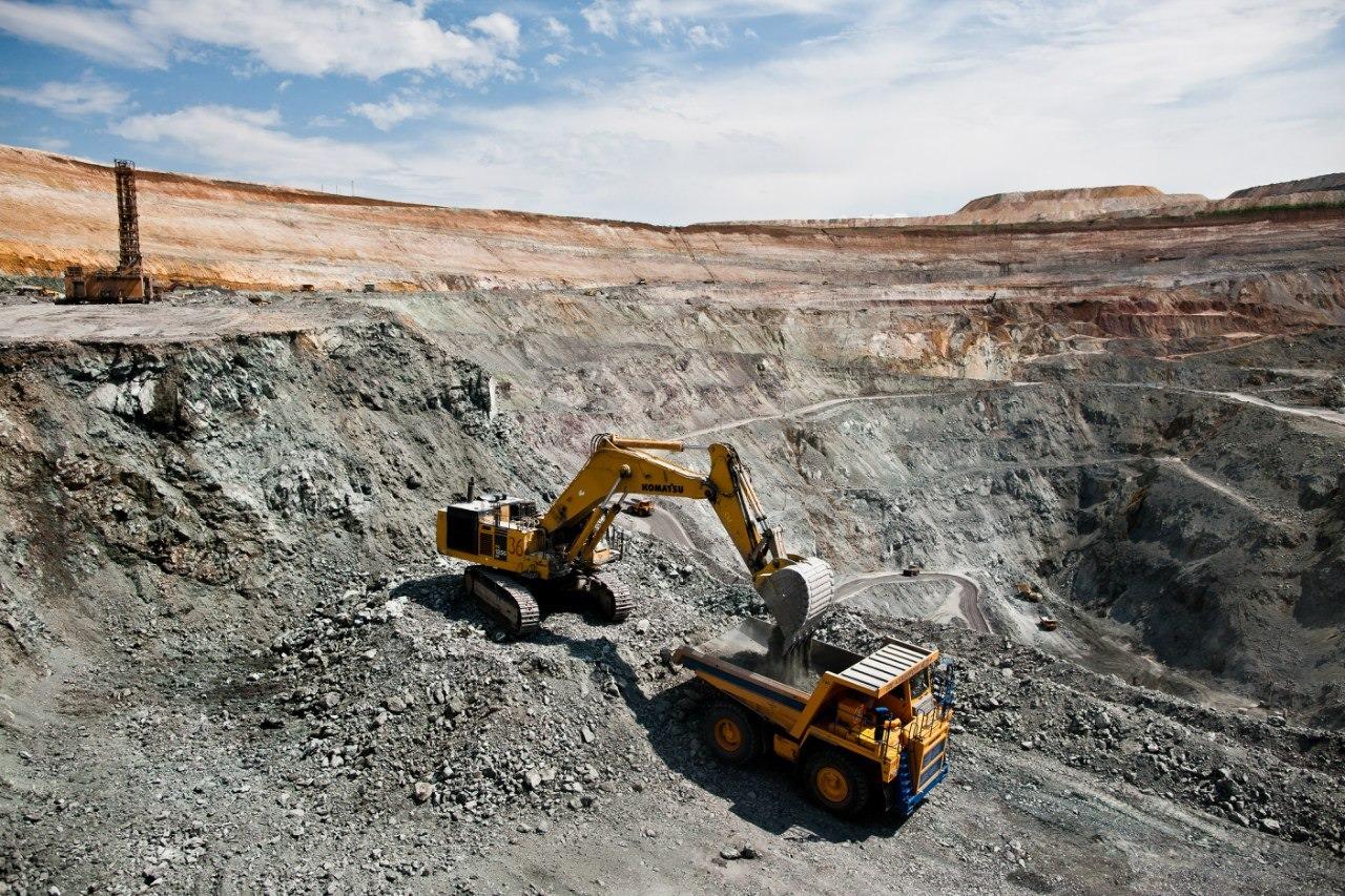 Добыча полезных ископаемых картинки для презентации
